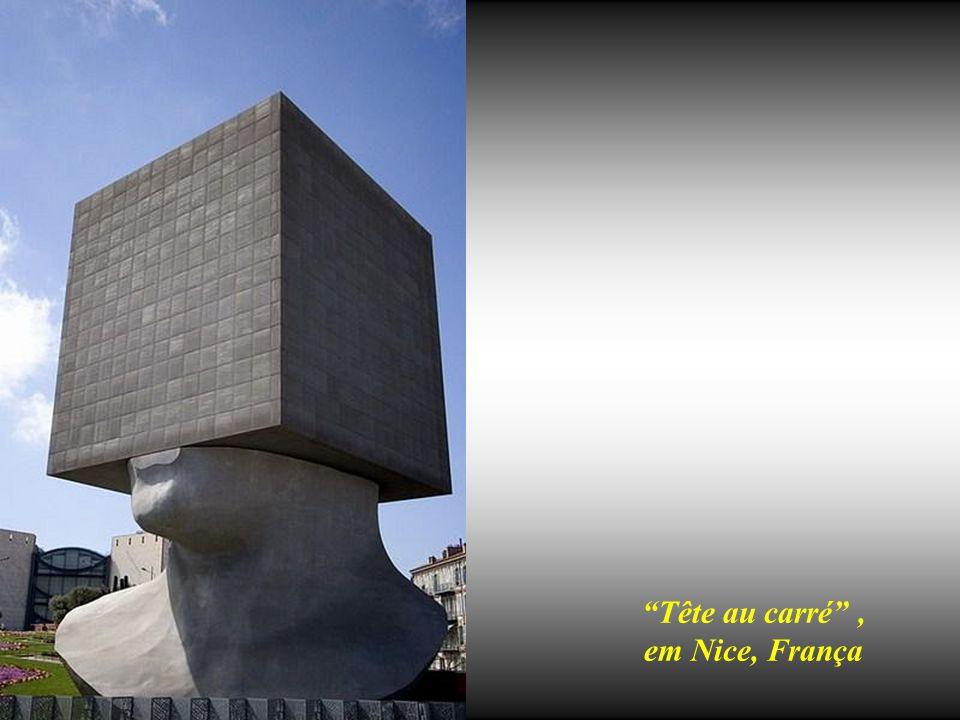 Tête au carré , em Nice, França