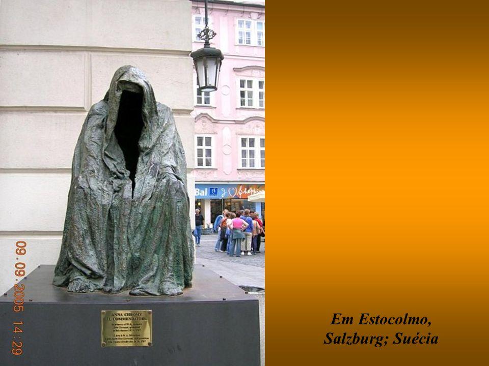 Em Estocolmo, Salzburg; Suécia