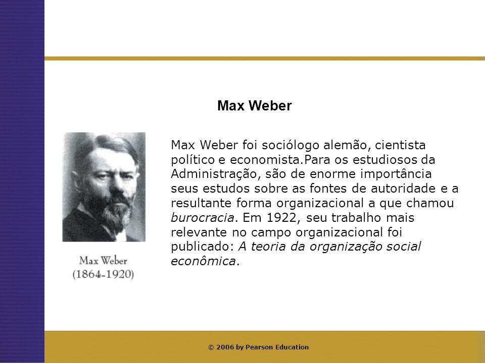 Três tipos básicos de relações de autoridade teorizados por Weber