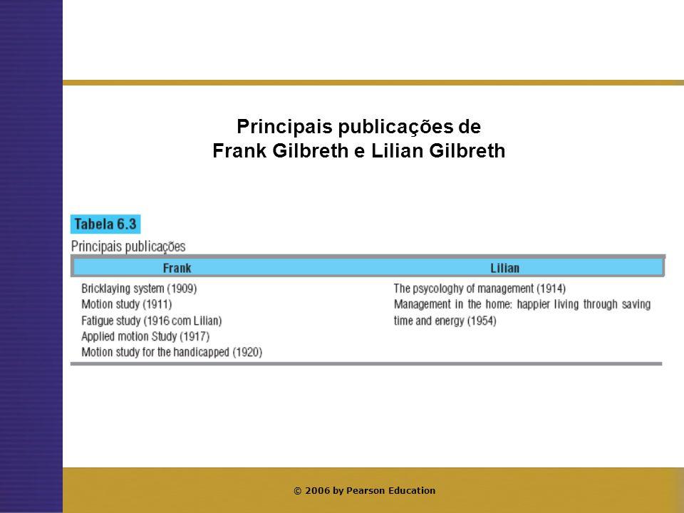 Frank Gilbreth e Lilian Gilbreth