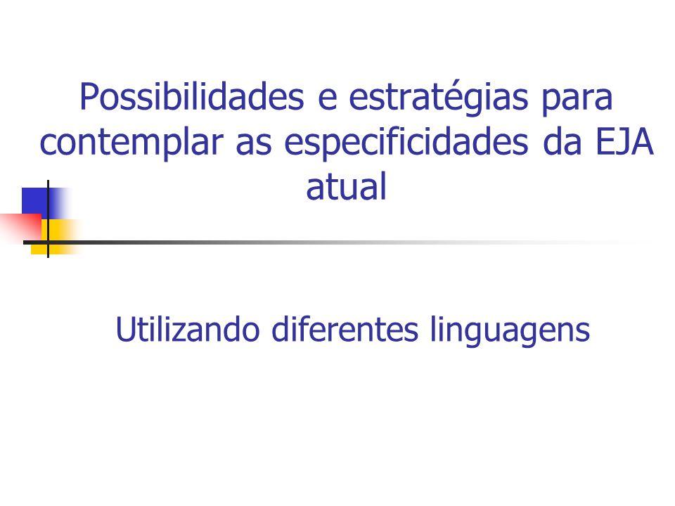 Utilizando diferentes linguagens