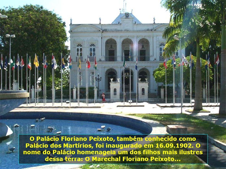P0007953 - MACEIÓ - MUSEU DO PALÁCIO FLORIANO PEIXOTO