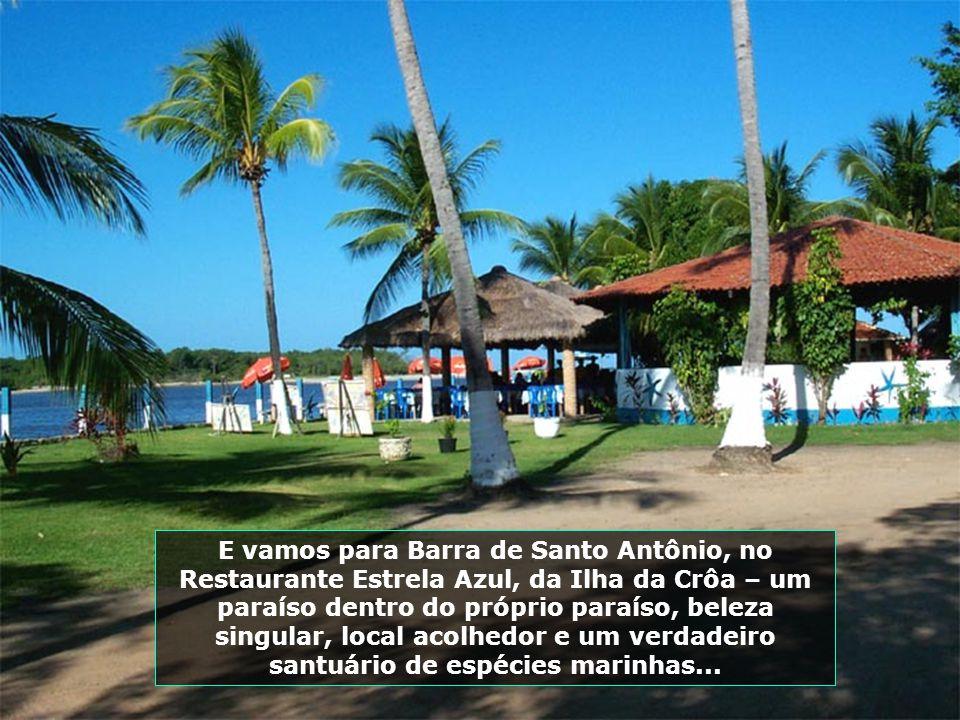 P0008318 - BARRA DE SANTO ANTONIO - REST. ESTRELA AZUL - VISTA