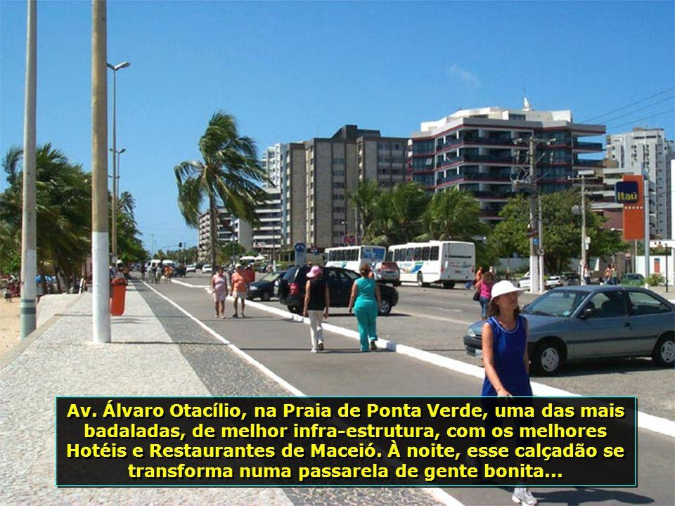 P0007918 - MACEIÓ - PONTA VERDE - AVENIDA ÁLVARO OTACÍLIO