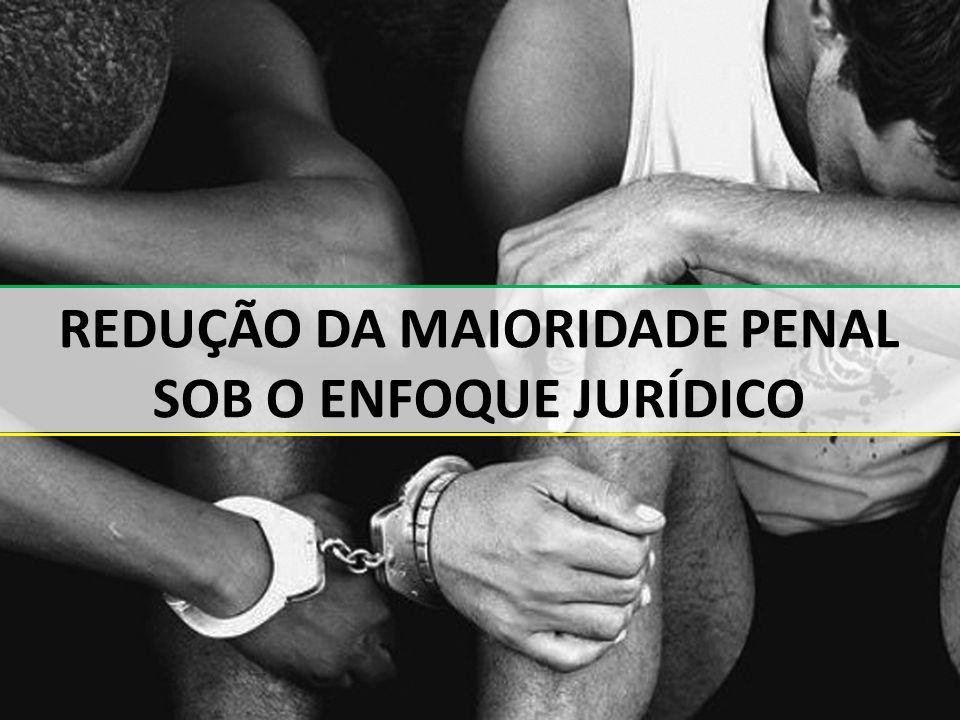 REDUÇÃO DA MAIORIDADE PENAL SOB O ENFOQUE JURÍDICO