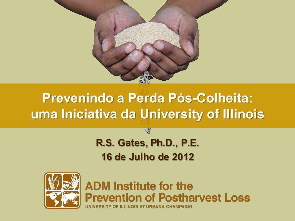 R.S. Gates, Ph.D., P.E. 16 de Julho de 2012
