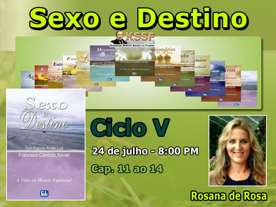 Sexo e Destino Jul 24, 2013 - Cap.11 ao 14
