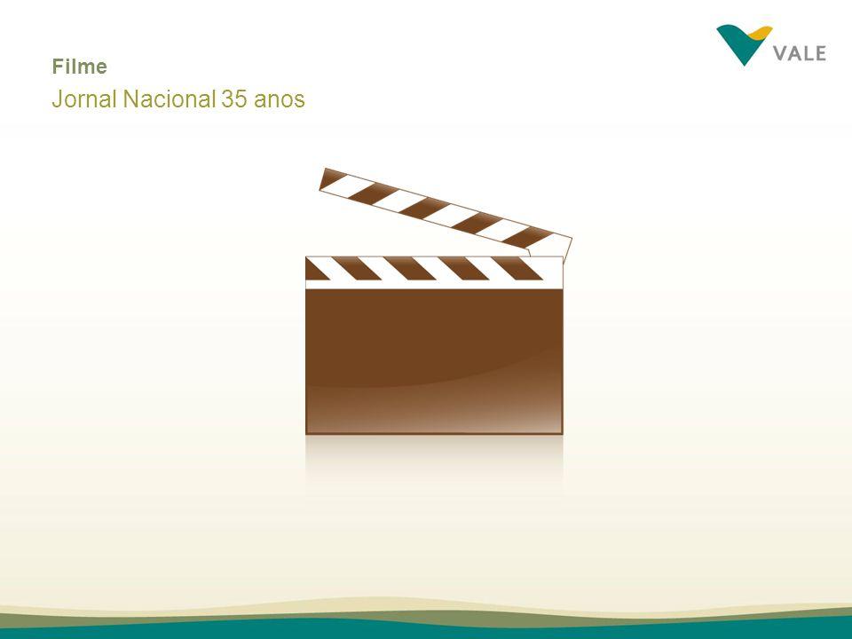 Filme Jornal Nacional 35 anos