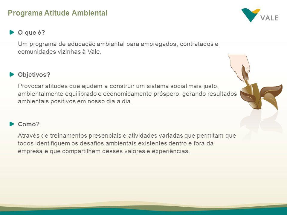 Programa Atitude Ambiental