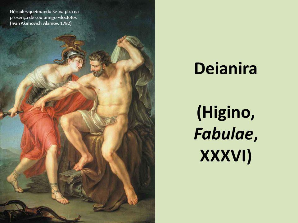 Deianira (Higino, Fabulae, XXXVI)