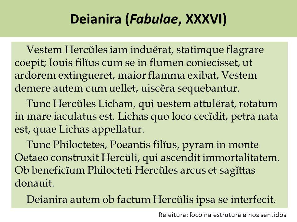 Deianira (Fabulae, XXXVI)