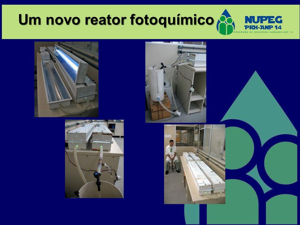 Um novo reator fotoquímico