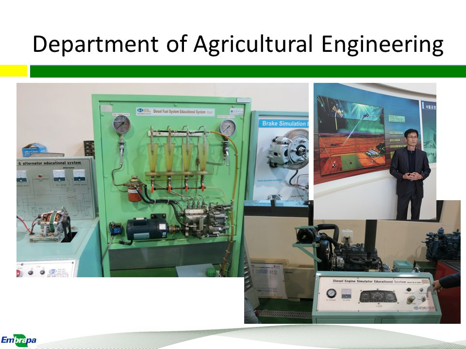 Department of Agricultural Engineering