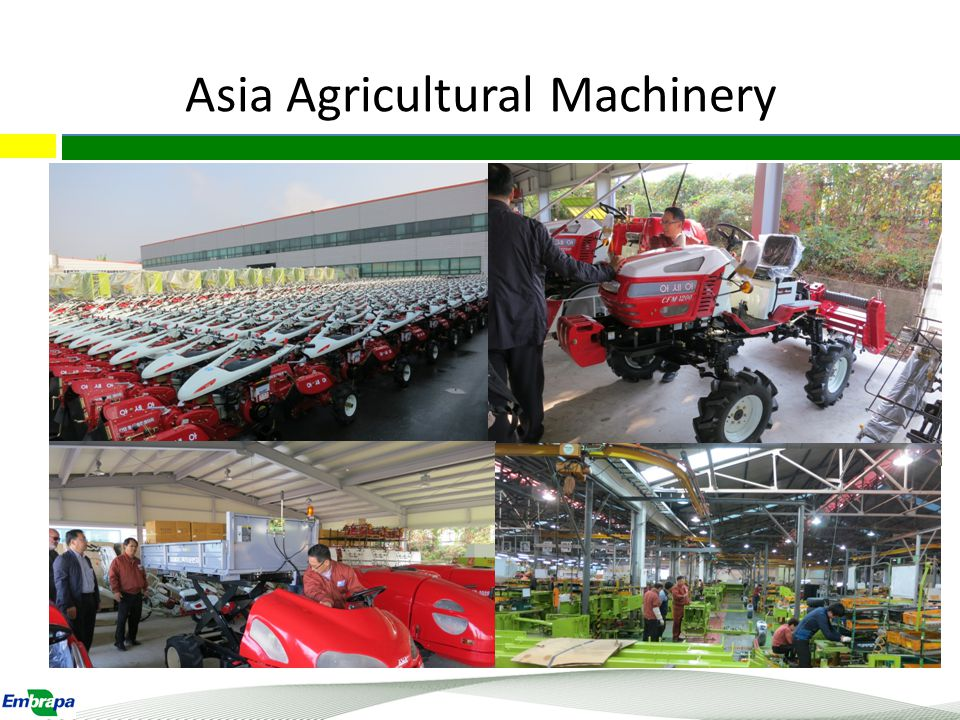Asia Agricultural Machinery