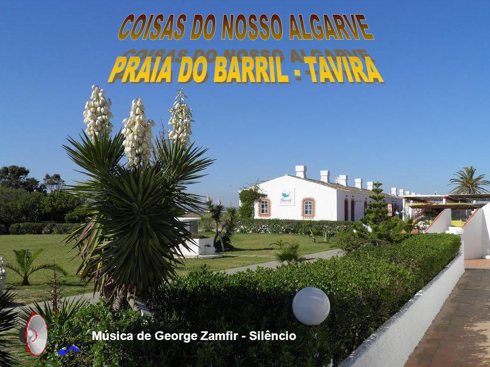 COISAS DO NOSSO ALGARVE PRAIA DO BARRIL - TAVIRA