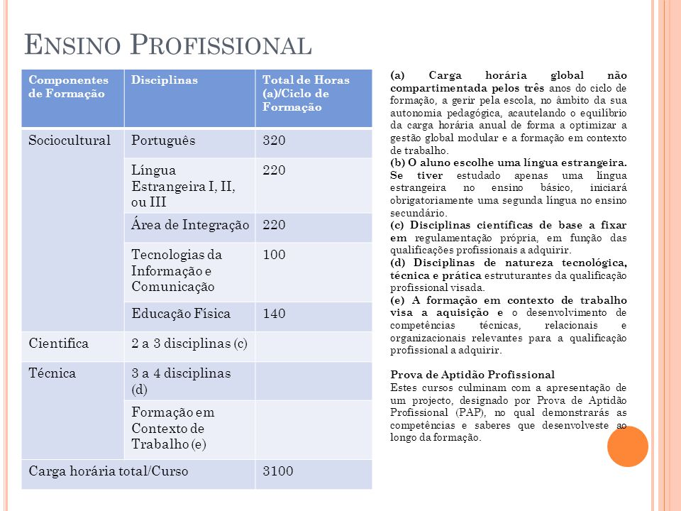 Ensino Profissional Sociocultural Português 320
