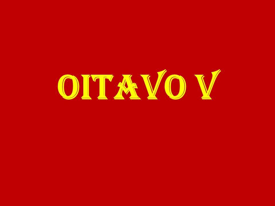 OITAVO V