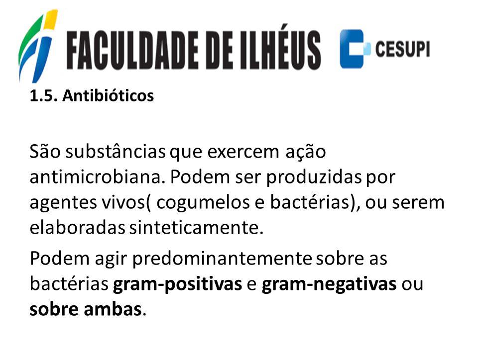 1.5. Antibióticos
