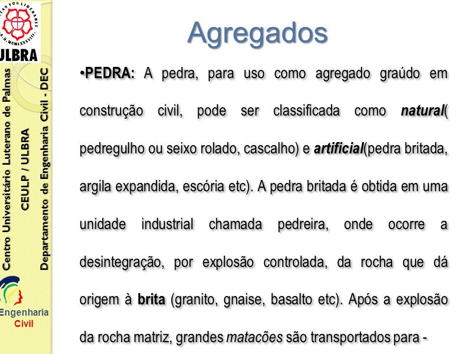 Engenharia Civil. Centro Universitário Luterano de Palmas. Departamento de Engenharia Civil - DEC.