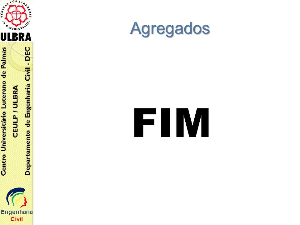 FIM Agregados Centro Universitário Luterano de Palmas