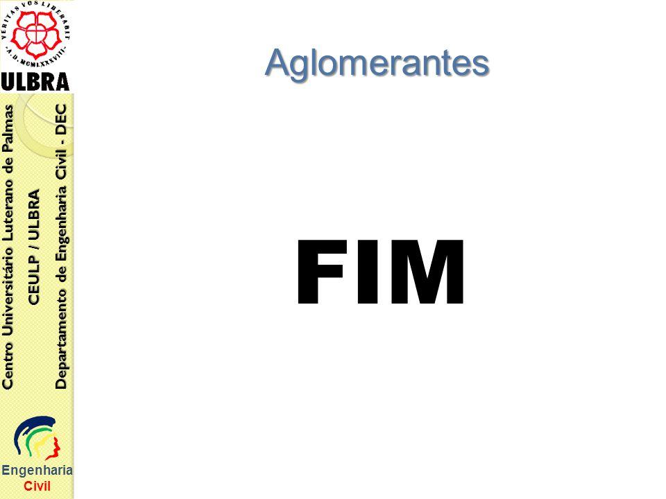 FIM Aglomerantes Centro Universitário Luterano de Palmas