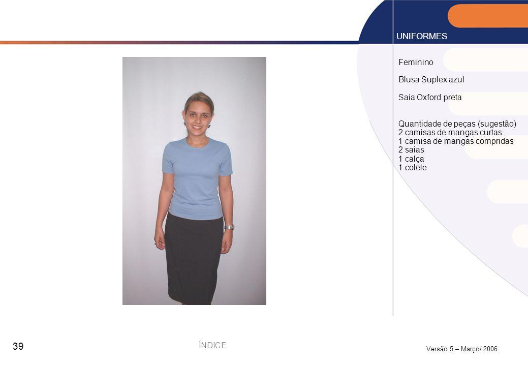 UNIFORMES Feminino Blusa Suplex azul Saia Oxford preta