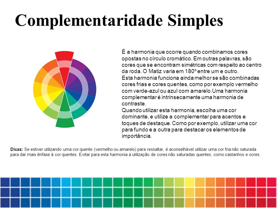 Complementaridade Simples