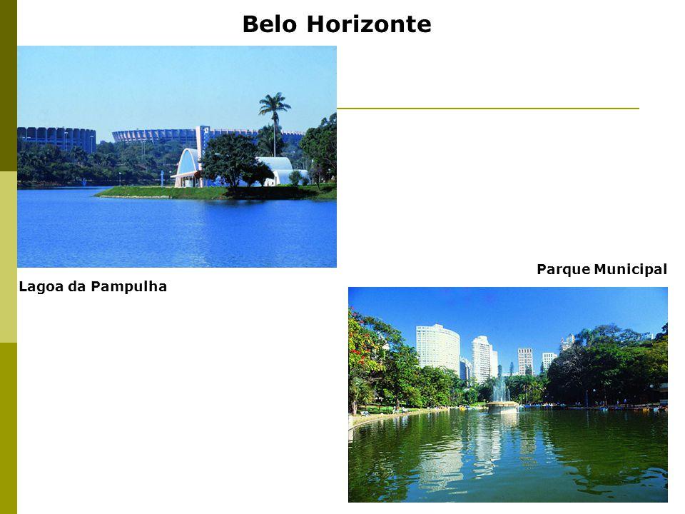 Belo Horizonte Parque Municipal Lagoa da Pampulha