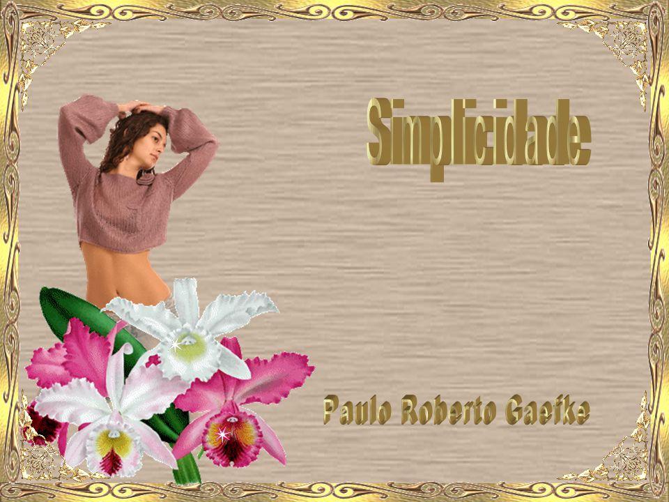 Simplicidade Paulo Roberto Gaefke