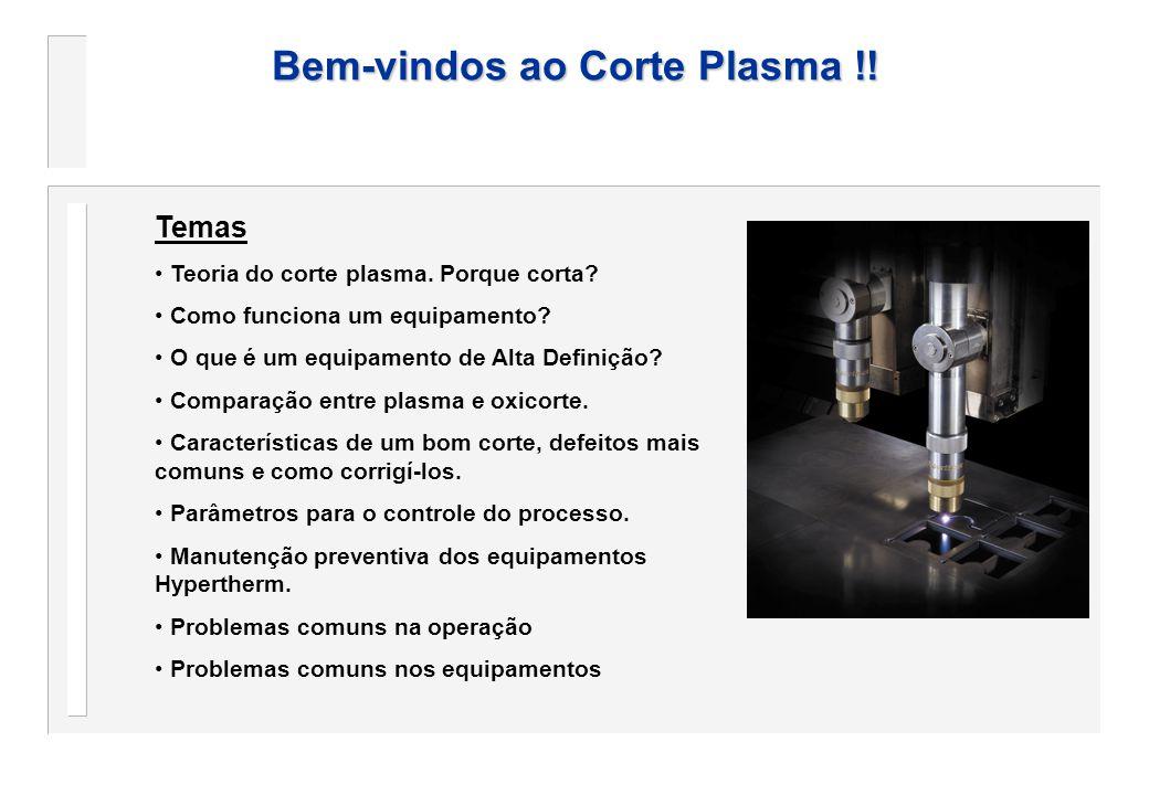 Bem-vindos ao Corte Plasma !!