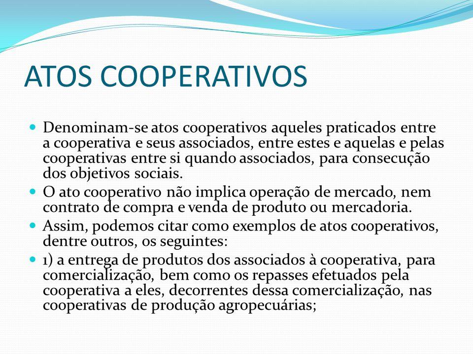 ATOS COOPERATIVOS