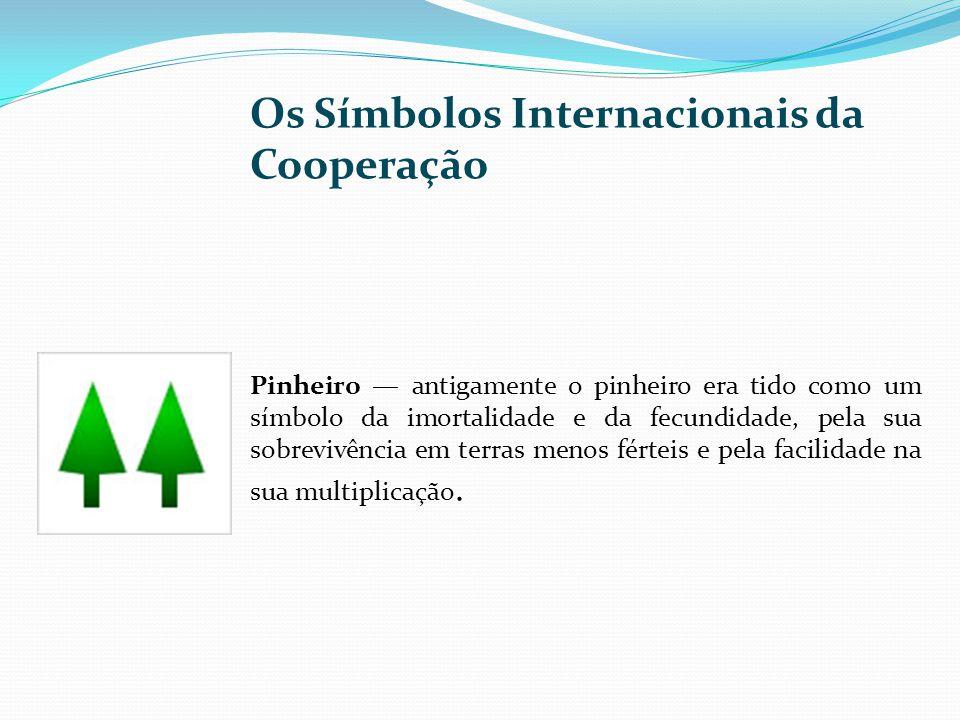 Os Símbolos Internacionais da Cooperação