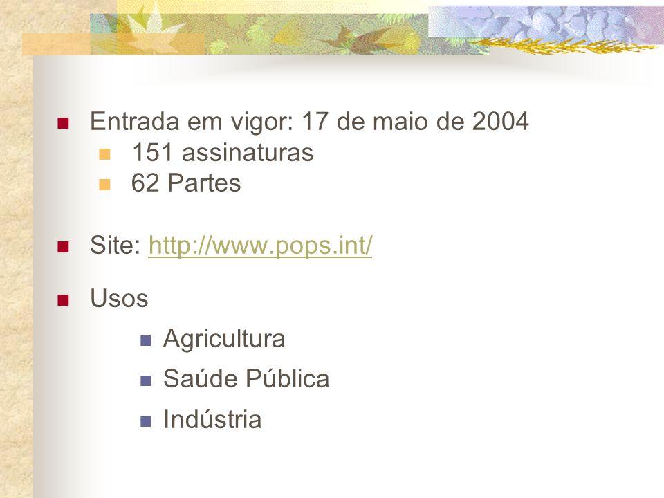 Entrada em vigor: 17 de maio de 2004