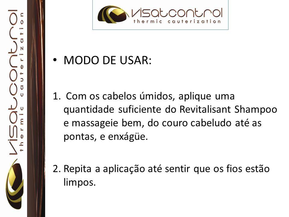 MODO DE USAR: