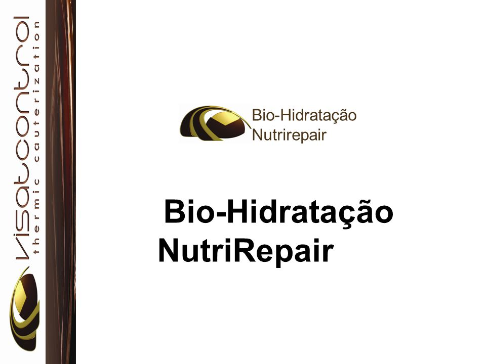 Bio-Hidratação Nutrirepair Bio-Hidratação NutriRepair
