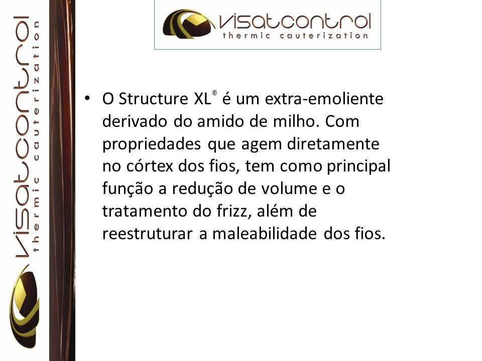 O Structure XL® é um extra-emoliente derivado do amido de milho