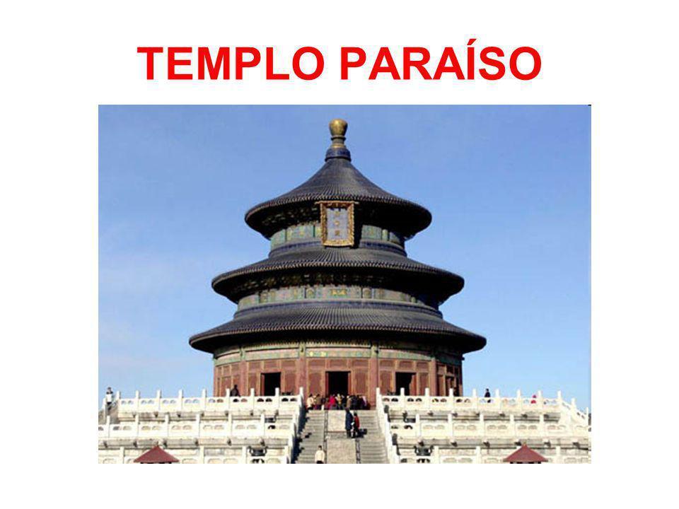 TEMPLO PARAÍSO