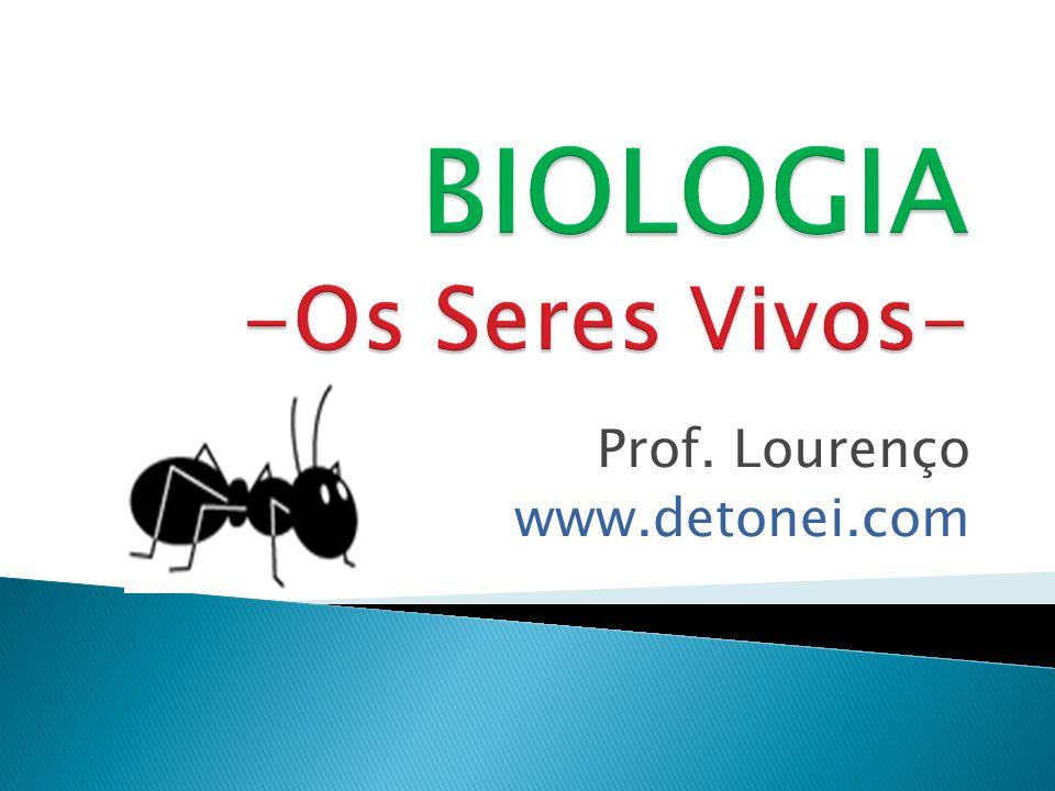 BIOLOGIA -Os Seres Vivos-