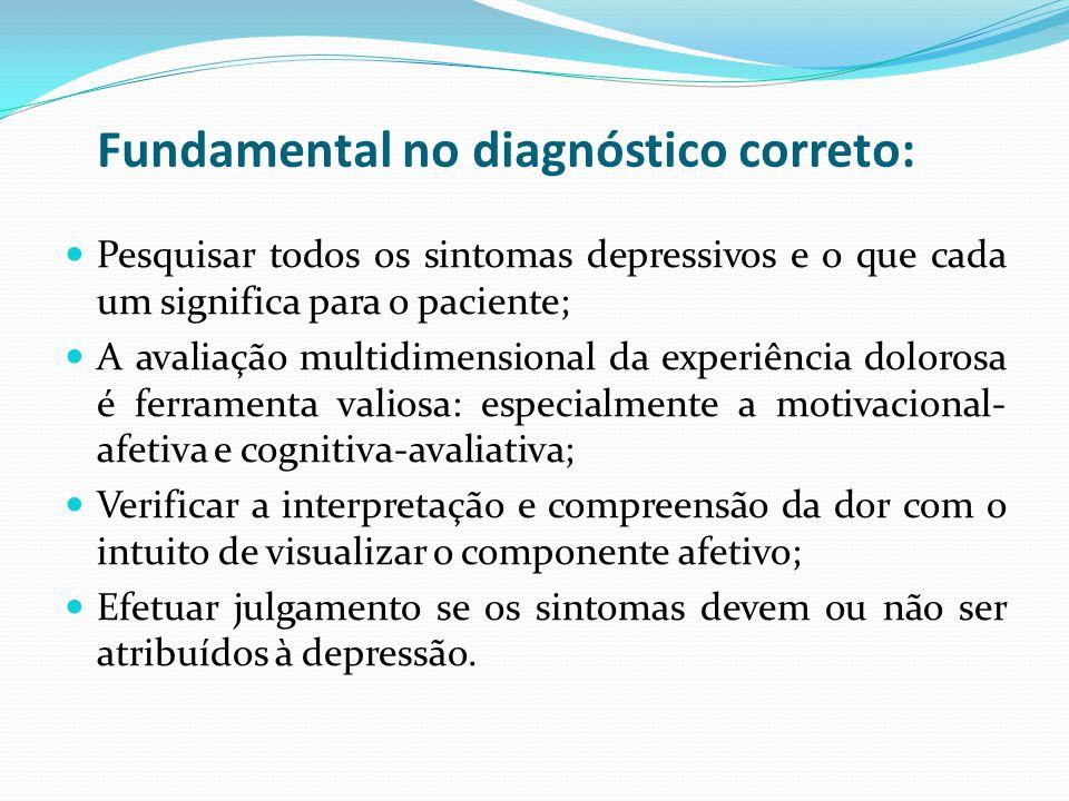 Fundamental no diagnóstico correto: