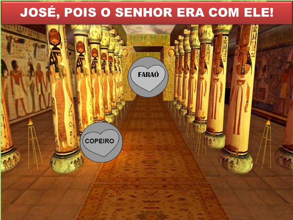 QUEM FOI TIRADO DA PRISÃO PARA INTERPRETAR OS SONHOS DE FARAÓ
