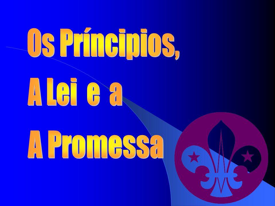 Os Príncipios, A Lei e a A Promessa