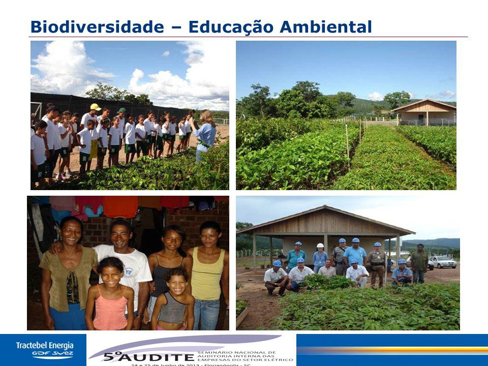 Biodiversidade – Educação Ambiental