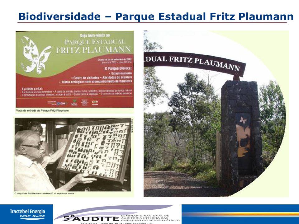 Biodiversidade – Parque Estadual Fritz Plaumann