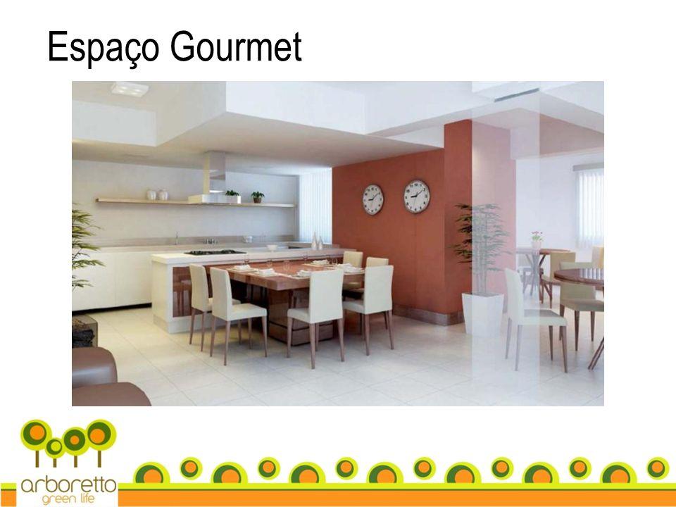 Espaço Gourmet