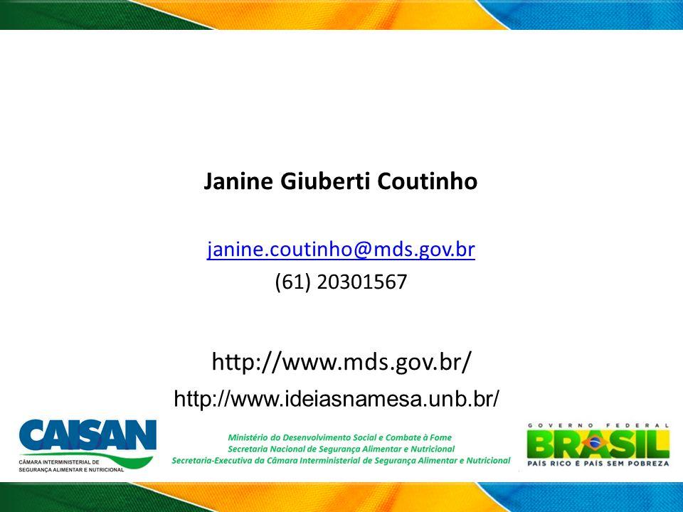 Janine Giuberti Coutinho