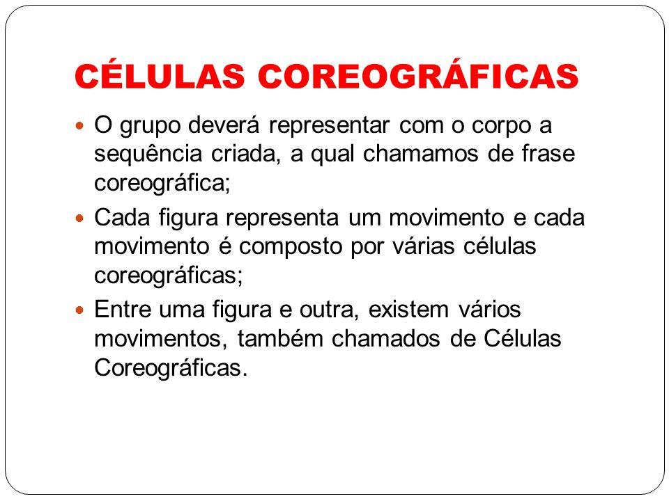 CÉLULAS COREOGRÁFICAS