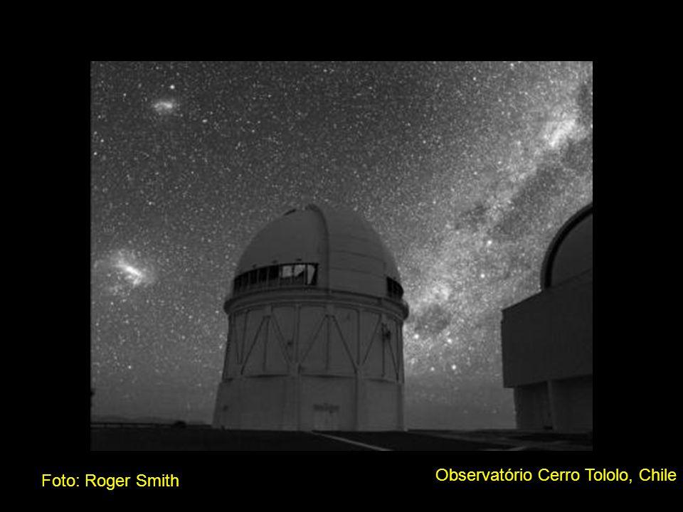 Observatório Cerro Tololo, Chile