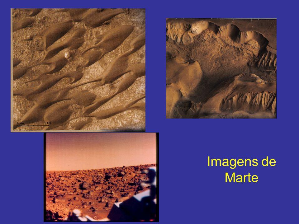 Imagens de Marte
