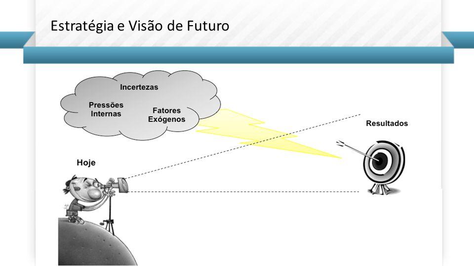 Estratégia e Visão de Futuro