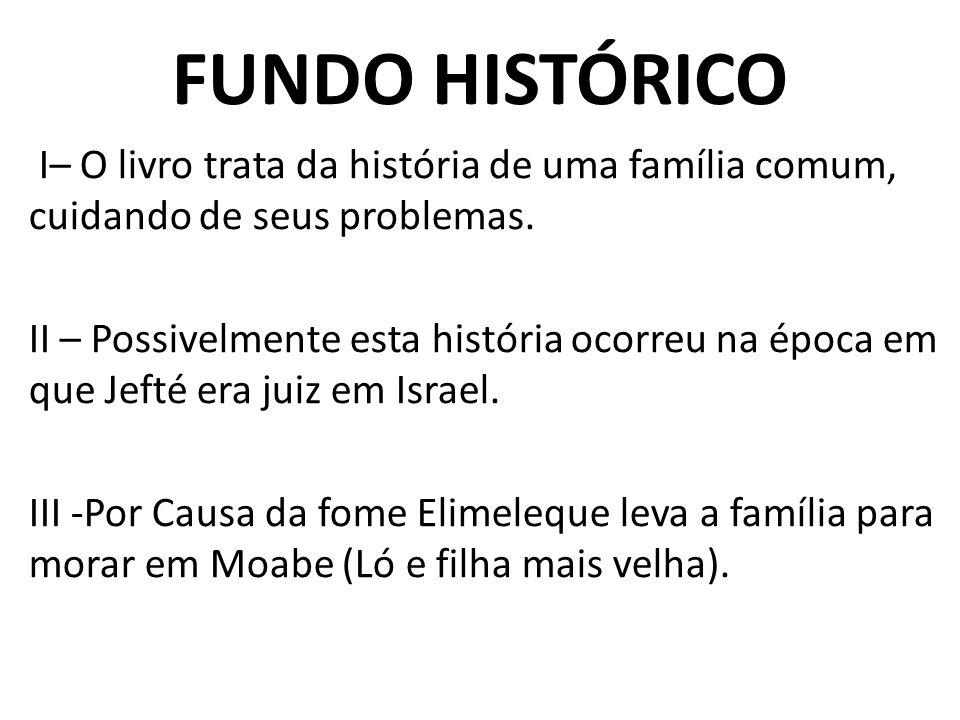 FUNDO HISTÓRICO